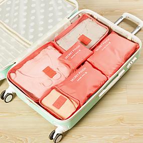 povoljno Putne torbe-Organizer putne torbe / Putni set Prašinu / Kompaktan / Putna kutija za Net / Najlon 37.5*27*12 cm Sve / Uniseks Putovanje