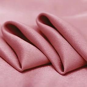저렴한 공예&바느질-새틴 솔리드 비 신축성 150 cm 폭 구조 용 특별 행사 팔린 ~에 의해 0.1m