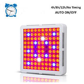 billige LED Økende Lamper-1set 60 W 4800 lm 100 LED perler Voksende lysarmatur 85-265 V Hjem / kontor Vegetabilsk drivhus