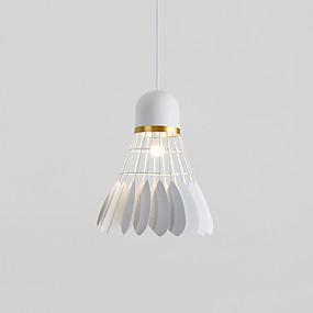 abordables Plafonniers-CONTRACTED LED® Spoutnik / Géométrique / Mini Lampe suspendue Lumière dirigée vers le bas Finitions Peintes Métal Style mini, Créatif, Design nouveau 110-120V / 220-240V