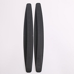 voordelige Autobumper decoratie-0.405 m Auto Bumper Strip voor Auto deur / Auto Voorbumper Nieuw Design / extern Standaard PVC Voor Universeel Alle jaren Alle Modellen