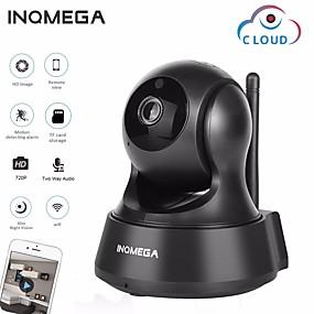 povoljno IP kamere-inqmega 720p ip kamera bežični oblak za pohranu wifi sigurnosni nadzor kamera home - Kina sve plug 3.6mm