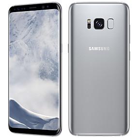 voordelige Gerenoveerde iPhone-SAMSUNG Galaxy S8(SM-G950U) 5.8 inch(es) 64GB 4G-smartphone - gerenoveerd(Rood / Blozend Roze / Grijs) / Qualcomm Snapdragon 835 / 12