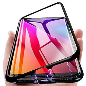 halpa Puhelimen kuoret-Etui Käyttötarkoitus Samsung Galaxy Note 9 / Note 8 Magneetti Takakuori Yhtenäinen Kova Metalli