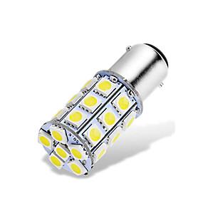 povoljno Svjetla bočnih markera-4pcs ba15d 1142 1076 1176 vodio auto svjetiljke žarulje 12-24v smd 5050 27 vodio back up svjetla za vožnju unazad svjetla kočnica stražnja svjetla svjetla za maglu