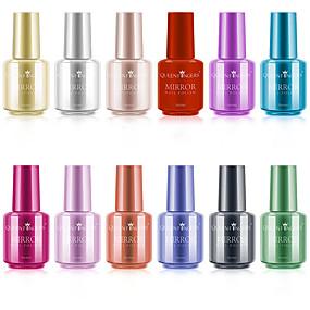 cheap Makeup and Beauty-Nail Polish UV Gel  1 pcs Stylish / Luxury Soak off Long Lasting  Daily Wear / Festival Stylish / Luxury Fashionable Design