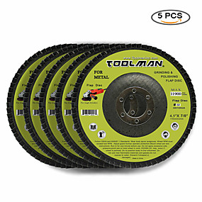 povoljno Tool Accessories-43pc set 4-1 / 2 brusni kotač 20pc odrezati kotač 20pc toolbag rukavica goggle