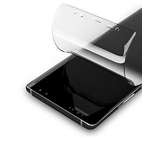 levne Chrániče obrazovky mobilního telefonu-chránič obrazovky pro Samsung Galaxy s8 / s8 plus / s9 pet 1 ks přední obrazovka chránič s vysokým rozlišením (hd) / poškrábání / anti-fingerprint