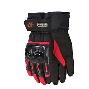 abordables Nouvelles arrivées en septembre-hiver équitation tribu moto gants de protection imperméable à l'eau chaude mains gants de protection