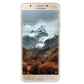 abordables Protectores de pantalla para celular-Protector de pantalla para Samsung Galaxy On7(2016) / On5(2016) / J7 Prime Vidrio Templado 2 pcs Protector de Pantalla Frontal Alta definición (HD)