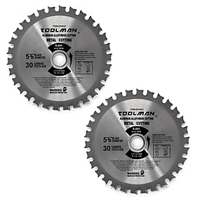 cheap Tools-2pc 5-3/8 30T Circular Saw Blade Finish blade for DeWalt Makita SKIL bosch Skil