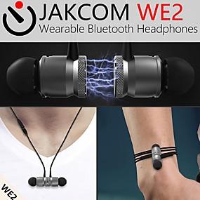 رخيصةأون سماعات الرأس وسماعات الأذن-JACKLEO WE2 سماعة رأس حول الرقبة لاسلكي الرياضة واللياقة البدنية v4.1 لل عزل الضوضاء
