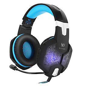 voordelige Gaming-LITBest G1000 Gaming Headset Bekabeld Gaming Ruisonderdrukking