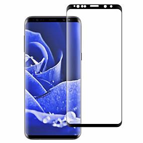 Χαμηλού Κόστους Δωρεάν Αποστολή-Προστατευτικό οθόνης για Samsung Galaxy S8 Plus Σκληρυμένο Γυαλί 1 τμχ Προστατευτικό μπροστινής οθόνης Υψηλή Ανάλυση (HD) / Επίπεδο σκληρότητας 9H / Κυρτό άκρο 2,5D