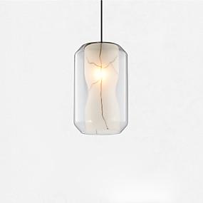 billige Hengelamper-Globe Anheng Lys Omgivelseslys eloksert Glass Glass Kreativ, Nytt Design 110-120V / 220-240V