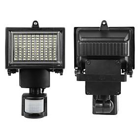 Недорогие Сенсоры-солнечный индукционный свет 100led солнечный корпус свет настенный светильник инфракрасный прожектор прожектор