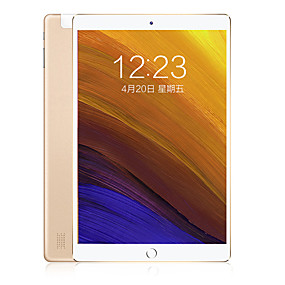 billige Tabletter-MTK6753 10.1 tommers Android tablet (Android 8.0 1920*1200 Octa Core 4GB+64GB) / Mini USB / SIM-kort Slot / Hodetelefon Jack 3.5Mm