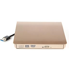 ราคาถูก -0.1-Maikou แบบพกพาภายนอกบาง dvd-rw usb3.0 ไดรเวอร์ภายนอก dvd-rw อุปกรณ์แปลกสำหรับ windowsxp / 2003 / vista / 7 / 8.1 / 10 ลินุกซ์ mac10 os