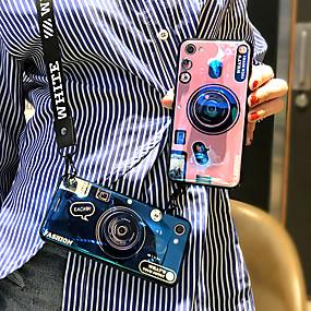 levne Pouzdra telefonu-Carcasă Pro Xiaomi Mi 8 SE / Mi 9 SE se stojánkem Zadní kryt 3D  komiks Měkké TPU pro Redmi Note 5A / Xiaomi Redmi Note 5 Pro / Xiaomi Redmi Poznámka 5