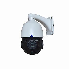 abordables Caméras IP-Caméra ip np-rt500p ptz poe 5mp super hd 2592x1944 caméras dôme pan / tilt 30x zoom vitesse h.264 / h265