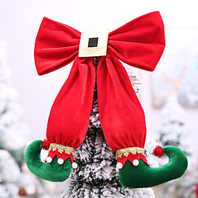 Chair Cover Family Rectangular Novelty Christmas Decoration