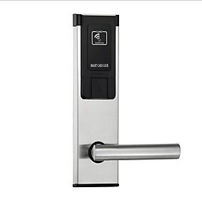 hesapli Kapı kilidi-Otel daire ic kart elektronik kilit otel kartı akıllı kapı kilidi sensörü kapı erişim otel kilit kapı kilidi ic kart