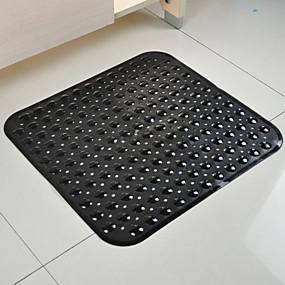 voordelige Matten & Tapijten-1pc Modern Badmatten PVC Nieuwigheid Badkamer Nieuw Design / Cool