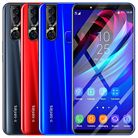 "cheap Smartphones-Huitton X27 Plus 6.1 inch "" 3G Smartphone ( 1GB + 16GB 8 mp / Flashlight MediaTek MT6580 3800 mAh mAh )"