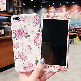 billige iPhone-etuier-taske til Apple iPhone xr / iphone xs maks mønster / imd bagcover blomst soft tpu til iphone x xs 8 8plus 7 7plus 6 6plus 6s 6splus