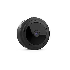 Недорогие IP-камеры для помещений-Аккумулятор 1080p DV Wi-Fi Инфракрасная камера ночного видения Мини-камера P2P Беспроводная видеокамера Поддержка удаленного просмотра скрытого (не считая карты памяти) 2-мегапиксельной IP-камеры