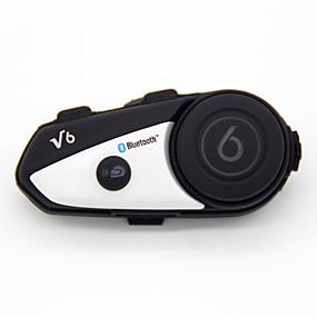 billige Nyankomne i august-维迈通 V-V6 V2.1 Bluetooth Bil Sett / Hjelm Headset Bluetooth / Støvtett / Høyttaler Motorsykkel