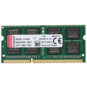 billige Deler til datamaskiner-Kingston RAM 8GB DDR3 1600MHz Notebook / Laptop Minne DDR3 1600 8GB