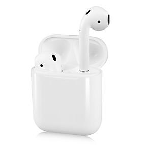 billige TWS Sann trådløse hodetelefoner-originale nye i12 tws ekte trådløse ørepropper bluetooth 5.0 hodetelefoner dukker opp for ios med mikrofon håndfri berøringsstyring øretelefoner