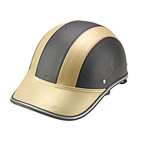 billige Nyankomne i august-lett unisex sommersykling hjelm baseball cap for motorsykkel sykkeltur