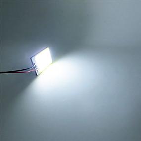 お買い得  9月の新着-白い読書ランプはt10車によって導かれた駐車の球根26 / 36smdの自動内部の照明灯を導きました