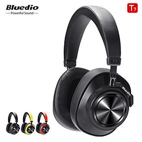 voordelige Gaming-bluedio t7 bluetooth hoofdtelefoon actieve ruisonderdrukking stereogeluid door de gebruiker gedefinieerde draadloze headset met microfoon