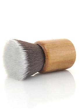 halpa perusta harjat-ammattilainen Makeup Harjat Alusvoidesivellin 1pcs Kannettava Matka Ammattilais Puu Meikkisiveltimet varten Alusvoidesivellin