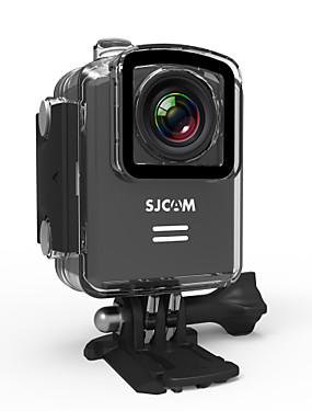 povoljno Sport és outdoor-SJCAM M20 Akcija kamere / Sports Camera GoPro Rekreacija na otvorenom Vlogging Vodootporno / Wifi / Anti-Shock 128 GB 60fps / 30fps 16 mp 8X 4032 x 3024 Pixel Ronjenje / Pješačenje / Survial 1.5 inch