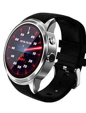 tanie Smart Watch Phone-Inteligentny zegarek na iOS / Android Pulsometry / GPS / Odbieranie bez użycia rąk / Ekran dotykowy / Wodoszczelny / Wodoodporny Stoper / Rejestrator aktywności fizycznej / Rejestrator snu / Znajd