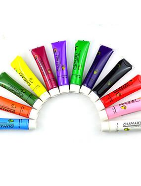 voordelige Ander Gereedschap-Nail Art Tool Voor Duurzaam / 12 kleuren Nagel kunst Manicure pedicure schilderen Gel / Gepersonaliseerde / Klassiek Dagelijks