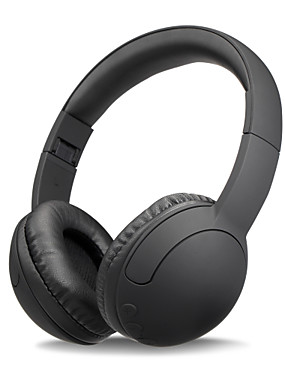 cheap Computer & Office Clearance-WAZA  HA01 Wireless Bluetooth  Travel & Entertainment  Headsets /with Volume Control/ with Microphone/Foldable