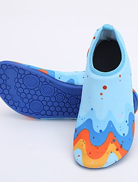 cheap Sports & Outdoors-Water Shoes Spandex for Adults - Anti-Slip Swimming Diving Surfing / Snorkeling