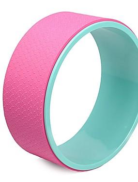 povoljno Sport és outdoor-Kotač za yogu S Obrazac Fit, Protiv klizanja, Klasični Grade ABS, TPE Za Yoga / Sposobnost / Unutrašnji