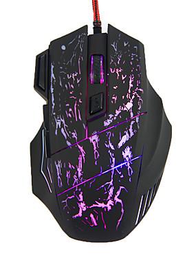 رخيصةأون كمبيوتر و مكتب-LITBest S01 السلكي USB لعب الفأر ضوء LED 4 مستويات DPI قابلة للتعديل مفاتيح 6 مفاتيح قابلة للبرمجة