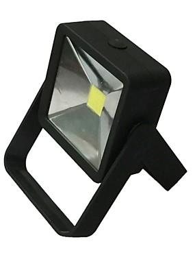 זול ספורט ושטח-ismartdigi 002 פנס LED LED Emitters נייד נגד החלקה מחנאות / צעידות / טיולי מערות שימוש יומיומי ציד שחור