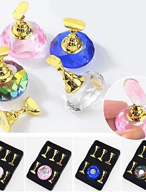 voordelige Ander Gereedschap-1 set Kristal Voor Beste kwaliteit Nagel kunst Manicure pedicure Modieus Dagelijks