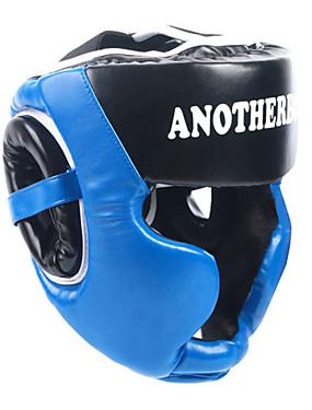 povoljno Sport és outdoor-Boksačka pokrivala za glavu / Štitnik za glavu Za Muay Thai boks, Kickboks, Sparing, Borba Otporno na trešnju, Protection, Mekano Prilagodljiv, Izrazito debela, Izdržljivost PU koža Odrasli - Srebrna