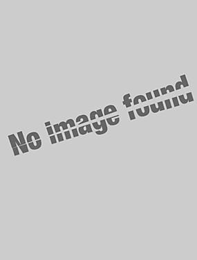 abordables Nouveautés-Tee-shirt Grandes Tailles Femme, Géométrique / Bloc de Couleur Epaules Dénudées Blanche / Printemps / Eté / Automne