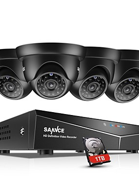 Cheap SANNCE® Security Systems Online | SANNCE® Security