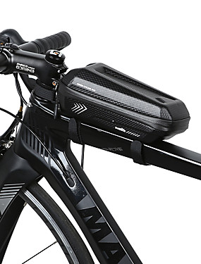 abordables Sports & Loisirs-INBIKE Sac de cadre de vélo Etanche Portable Multifonctionnel Sac de Vélo faux cuir Polyester EVA Sac de Cyclisme Sacoche de Vélo Cyclisme Vélo Cyclisme